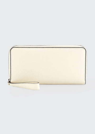 Zip-Top Travel Wallet
