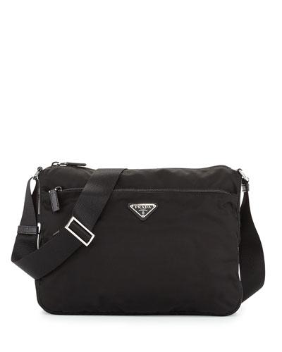25af3b2db648 Large Nylon Crossbody Bag
