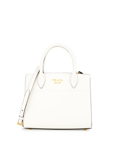 Saffiano Leather City Tote Bag