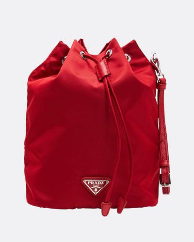 Tessuto Bucket Bag