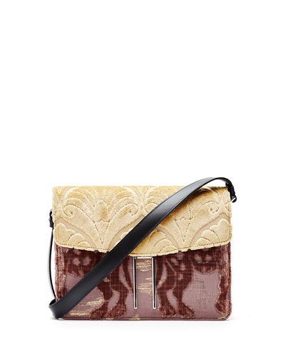 Venetian Brocade Shoulder Bag, Multi