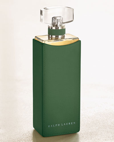 RL Collection - Olive Leather Case for 100 mL