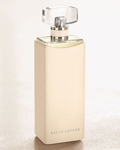 RL Collection - White Leather Case for 100 mL