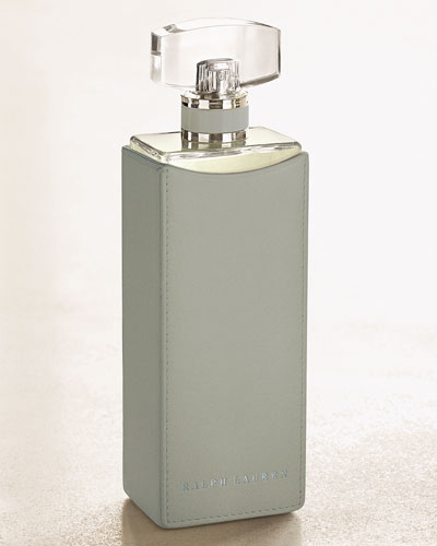 RL Collection - Gray Leather Case for 100 mL