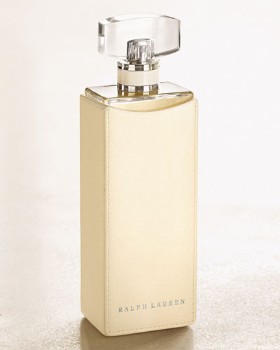 RL Collection - Peach Leather Case for 100 mL