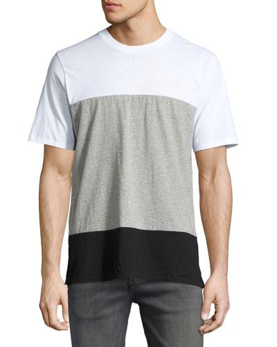 Colorblock Precision T-Shirt