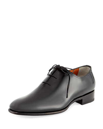 Carter Whole-Cut Patent Oxford