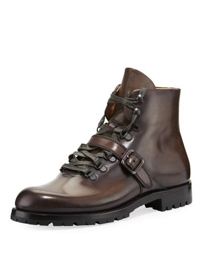 Brunico Venezia Leather Hiking Boot