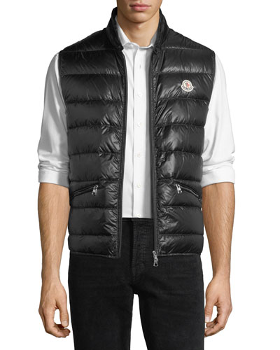 Gui Quilted Puffer Vest