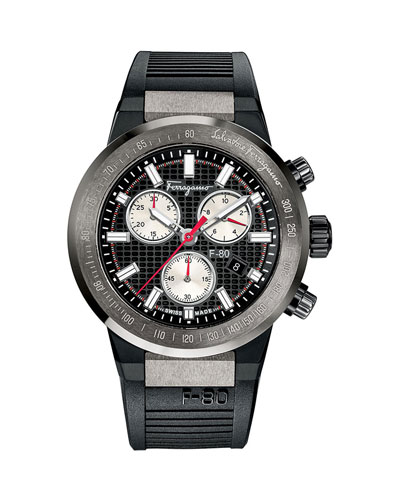 F-80 Titanium Chronograph Watch