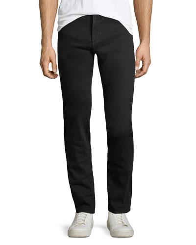 L'Homme Slim Fit Jeans, Noir