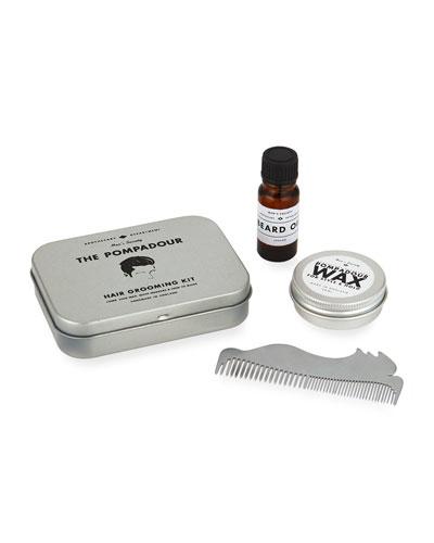 The Pompadour Hair Kit