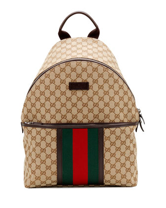 Original GG Canvas Backpack