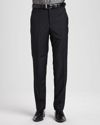 Wool/Mohair Dress Pants