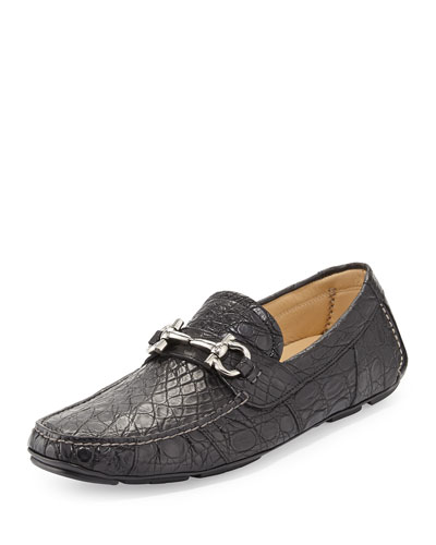 Crocodile Bit Driver, Black