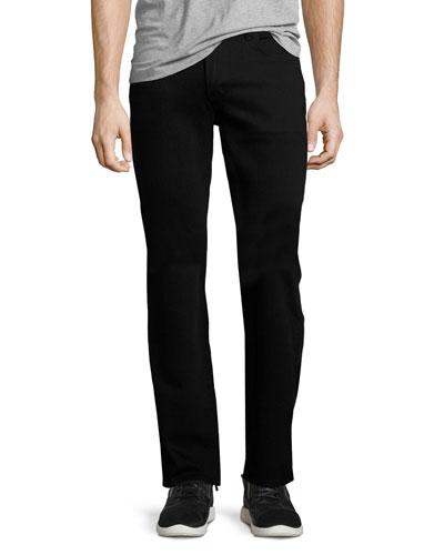 Midnight Boot-Cut Denim Jeans