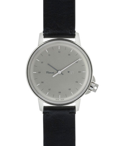 M12 Stainless Steel Watch
