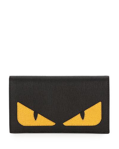 Monster Eyes iPhone 6 Case/Wallet, Black