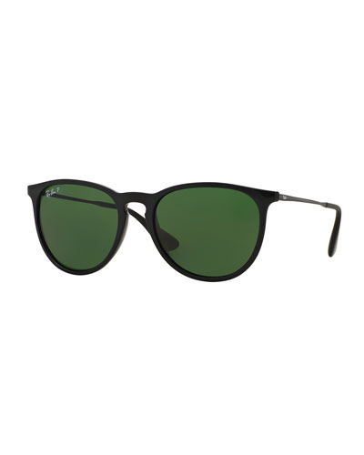 Men's Classic Round Metal Sunglasses