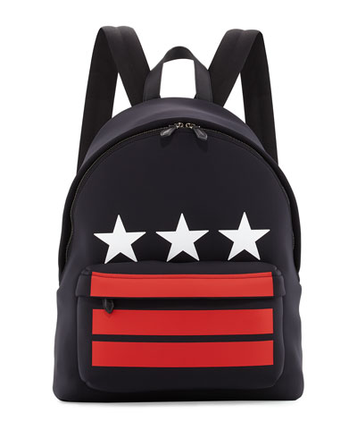 Stars & Stripes Neoprene Backpack