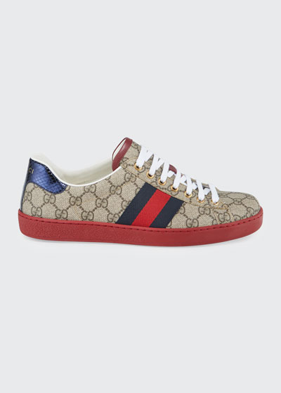 05159831941 Ace GG Supreme Sneaker Quick Look. Gucci