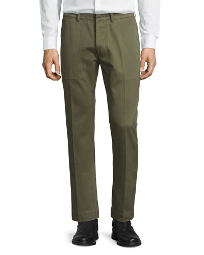 Classic Chino Pants, Olive