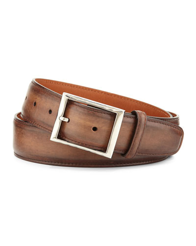 Venezia Leather Belt