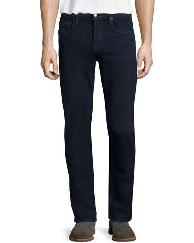 L'Homme Placid Straight-Leg Jeans