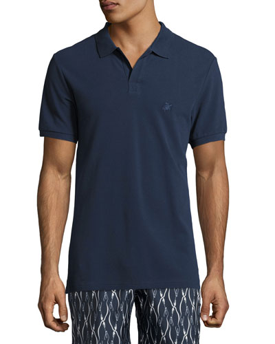 Palan Cotton Piqué Polo Shirt