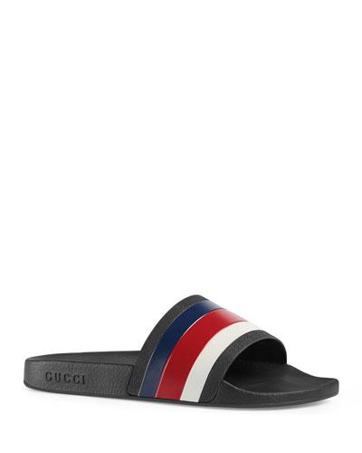 Pursuit '72 Rubber Slide Sandal