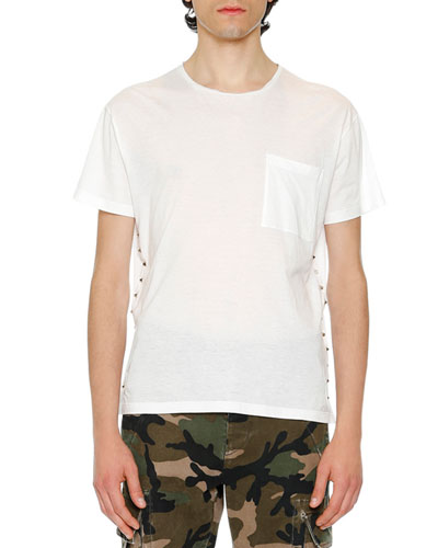Rockstud Pocket T-Shirt