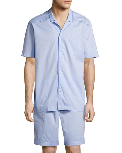 Ryan Short Pajama Set
