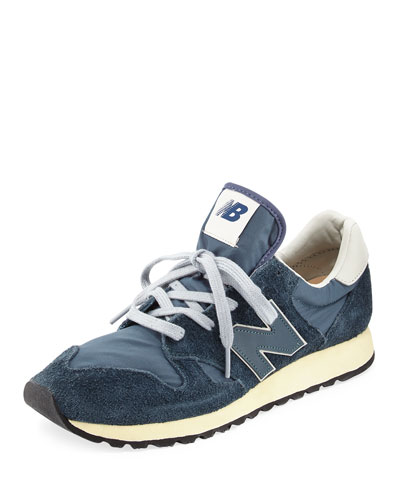 Men's 520 Old School Sneaker, Mallard Blue