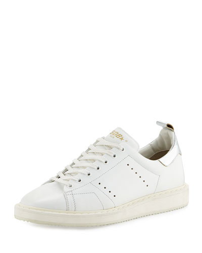Men's GGDB STARter Low-Top Sneaker, White