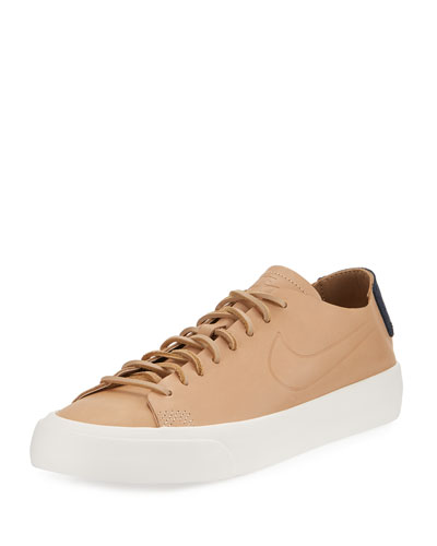 Men's Blazer Studio Low-Top Sneaker, Tan