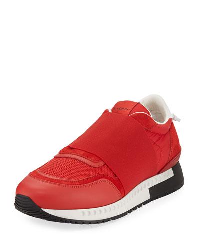 Active Elastic-Band Running Sneaker