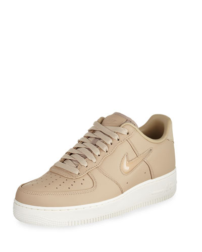 Air Force 1 Retro Leather Sneaker, Brown