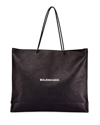 Men's Large East-West Tote Bag