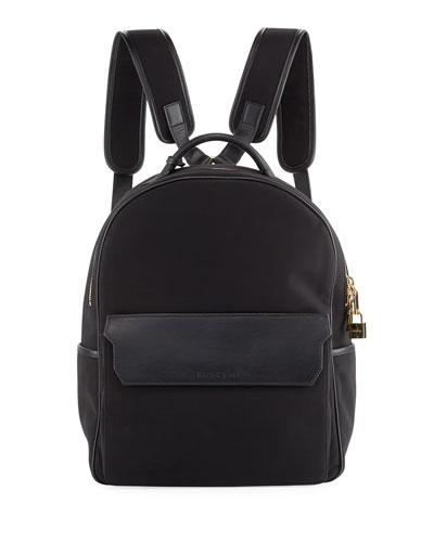 PHD Neoprene Backpack, Black