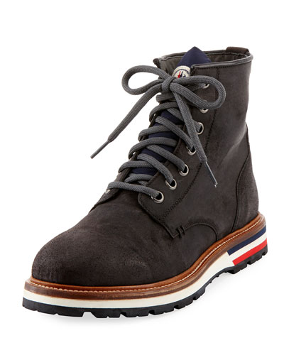 New Vancouver Leather Lace-Up Boot