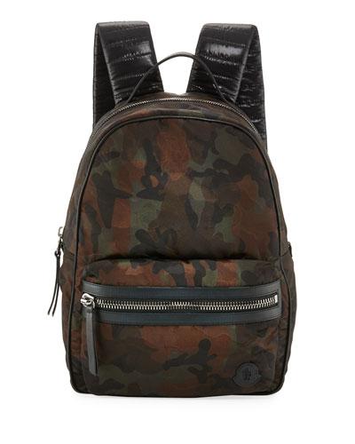 New George Nylon Backpack