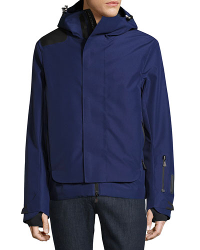 Valberg Ski Jacket, Blue