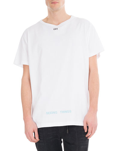 BIG SQUARE T-SHIRT