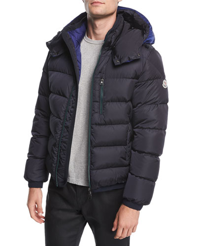 Gres Utility Jacket w/ Detachable Hood