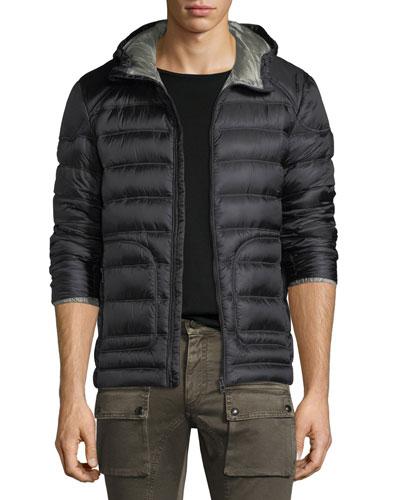 Fullarton Hooded Down Jacket