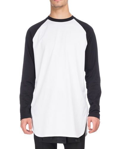 Columbian-Fit Baseball T-Shirt