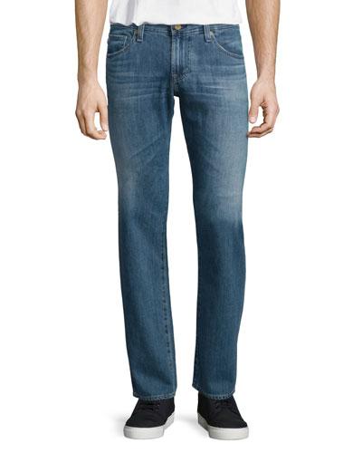 Graduate 18-Year Daytripper Denim Jeans, Medium Blue Vintage