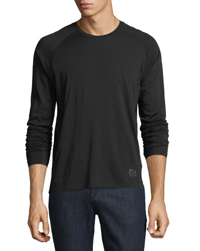 Techmerino Jersey Long-Sleeve T-Shirt