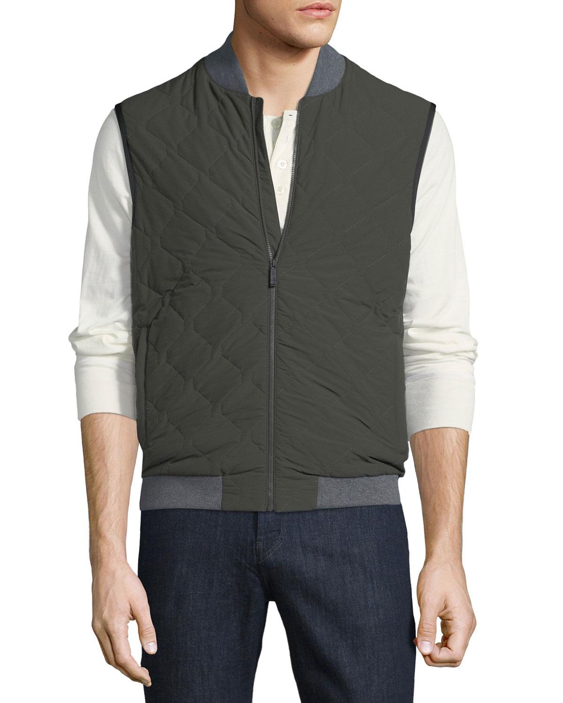 Techmerino Super Fleece Vest