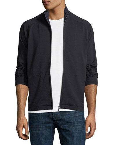 Techmerino Full-Zip Sweater